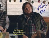 Michael Chernus signed Orange is the New Black 8x10 Photo w/COA Cal #7