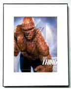 Michael Chiklis Autographed Signed Fantastic Four Thing Photo AFTAL