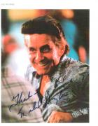"""MICHAEL DOUGLAS - Movies Included """"WALL STREET"""", """"BEHIND the CANDELABRA"""" and """"THE GAME"""" - Signed 8.5x11 Color Paper Thin"""