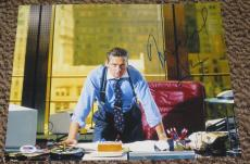 Michael Douglas Signed 11x14 Photo Auto Wall Street Video Proof Psa/dna X57962