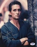 Michael Douglas Signed 8X10 Photo Autographed PSA/DNA #I85535