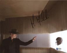 """Michael Fassbender Autographed 8"""" x 10"""" X-Men Photograph - Beckett COA"""