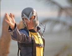 Michael Fassbender Autographed Signed Magneto Photo AFTAL