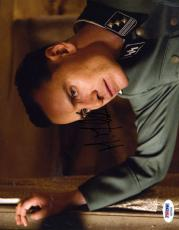 Michael Fassbender Inglorious Basterds Psa/dna Hand Signed 8x10 Photo Autograph