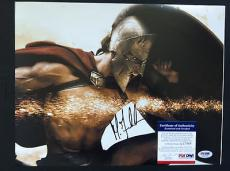 Michael Fassbender Signed 11x14 Photo Psa Dna Coa 300 Proof Autograph
