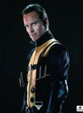 Michael Fassbender Signed 8X10 Photo Autograph X-Men 1st Class Magneto GV665169