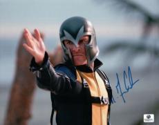 Michael Fassbender Signed 8X10 Photo Autograph X-Men 1st Class Magneto GV665171