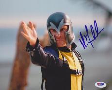 Michael Fassbender SIGNED 8x10 Photo Magneto X-Men PSA/DNA AUTOGRAPHED