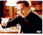 Michael Fassbender signed 8x10 photo PSA/DNA autograph X-men