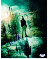 Michael Fassbender signed 8x10 photo PSA/DNA autograph X-men