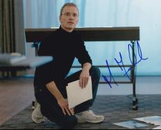 MICHAEL FASSBENDER SIGNED 8X10 PHOTO STEVE JOBS AUTOGRAPH X-Men: Apocalypse COA