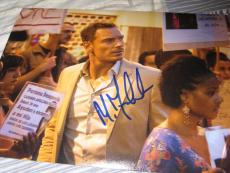 MICHAEL FASSBENDER SIGNED AUTOGRAPH 8x10 PHOTO THE COUNSELOR PROMO IN PERSON J