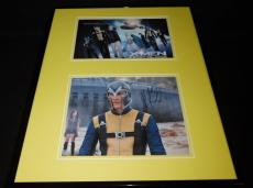 Michael Fassbender Signed Framed 16x20 Photo Set AW X Men First Class Magneto