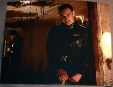 Michael Fassbender Signed Inglorious Basterds New Photo
