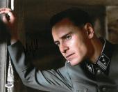 Michael Fassbender Signed Inglourious Basterds Auto 11x14 Photo PSA/DNA #AB92579