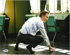 Michael Fassbender Signed Steve Jobs Autographed 11x14 Photo PSA/DNA #AB89766