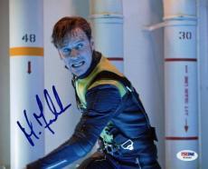 Michael Fassbender X-Men First Class Signed 8X10 Photo PSA/DNA #W24889