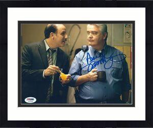 Michael Harney Signed 8x10 Photo PSA AC27520