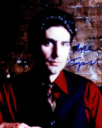 Michael Imperioli Autographed Signed 8x10 Sopranos Photo AFTAL