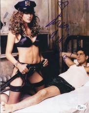Michael Imperioli & Drea De Matteo Signed 'the Sopranos' 8x10 Autograph Jsa Coa