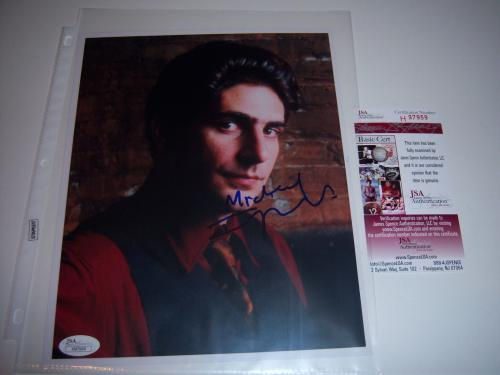 Michael Imperioli The Sopranos Jsa/coa Signed 8x10 Photo