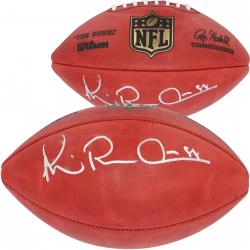 Michael Irvin Dallas Cowboys Autographed Football