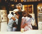 """MICHAEL J. FOX as ALEX P. KEATON in TV Series """"FAMILY TIES"""" Signed 10x8 Color Photo"""