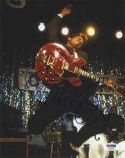 Michael J Fox Back to Future Autographed Signed 8x10 Photo Certified PSA/DNA COA
