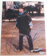 Michael J Fox Back To The Future Signed 11x14 Photo Autograph Proof Psa Coa K