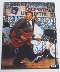 Michael J Fox Back To The Future Signed 11x14 Photo Autograph Proof Psa Coa N