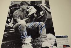 Michael J. Fox 'back To The Future' Signed 11x14 Photo Psa/dna Coa V73829