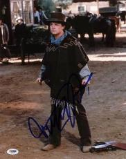 Michael J Fox Back To The Future Signed 11x14 Photo Psa/dna #s33437