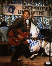 Michael J Fox Back To The Future Signed 11x14 Photo Psa/dna #t76017
