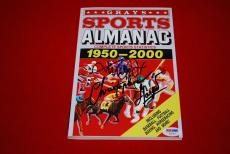 MICHAEL J FOX CHRISTOPHER LLOYD signed PSA/DNA back to the future grays almanac
