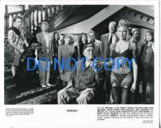 Michael J. Fox Nancy Travis Colleen Camp Phil Hartman Kirk Douglas Greedy Photo