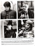 """MICHAEL J. FOX - Roles in """"BACK TO THE FUTURE"""" Signed 8x10 B/W Photo"""