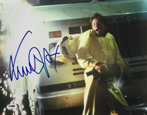 Michael J. Fox Signed 11x14 Back To The Future Photo PSA U73129