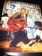 MICHAEL J FOX SIGNED AUTOGRAPH 8x10 PHOTO BACK TO THE FUTURE PROMO PHOTO COA D3