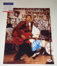 Michael J Fox signed *Back To The Future* 11x14 movie photo PSA/DNA Authentic #1