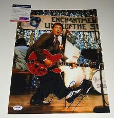 Michael J Fox signed *Back To The Future* 11x14 movie photo PSA/DNA Authentic #2