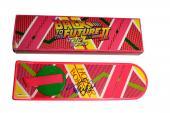 Michael J. Fox Signed Back To The Future Hoverboard AFTAL UACC RD COA PSA