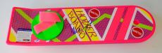 Michael J. Fox Signed Back To The Future Ii Mattel Hoverboard Psa Coa X67094