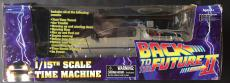 Michael J Fox Signed Back To The Future Toy Time Machine Car RARE Auto PSA DNA
