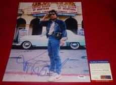 MICHAEL J FOX signed PSA/DNA 11x14 back to the future  1