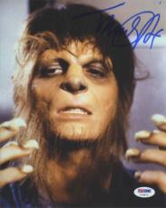 MICHAEL J FOX Teen Wolf Autographed Signed 8x10 Photo Certified PSA/DNA AFTAL