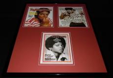 Michael Jackson 16x20 Framed Rolling Stone Cover Display