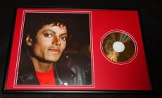 Michael Jackson Framed 12x18 CD & Photo Display