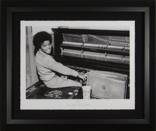 Michael Jackson Original Photograph Framed Limited Edition