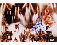 Michael Jackson Signed 11X14 Photo Autographed PSA/DNA #F93030