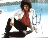 Michael Jackson Signed 11X14 Photo Autographed PSA/DNA #Y06733